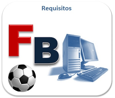 Futbol Base - Requisitos del Sistema